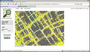 OSM Interface, 2006 (source: Nick Black)